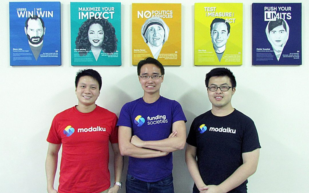 Modalku/Funding Societies Records Largest Funding Round Raised by P2P Lending Platform in Southeast Asia