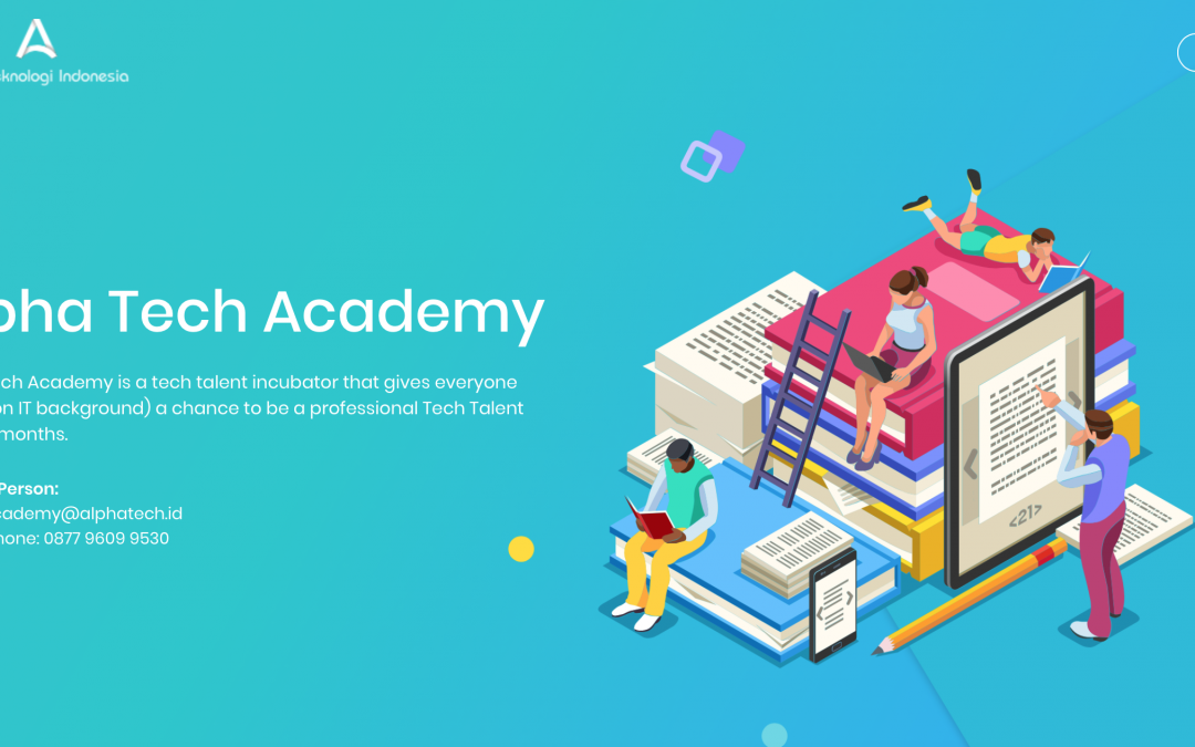 Alpha Tech Academy: Becoming A Tech Talent in 90 Days