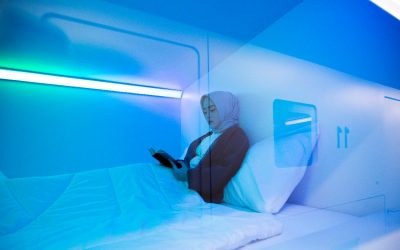 Indonesian Hi-Tech Capsule Hotel Startup Bobobox Raised Pre-Series A Funding