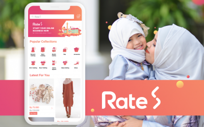 RateS Launches New Social Commerce App for Micro-Entrepreneurs