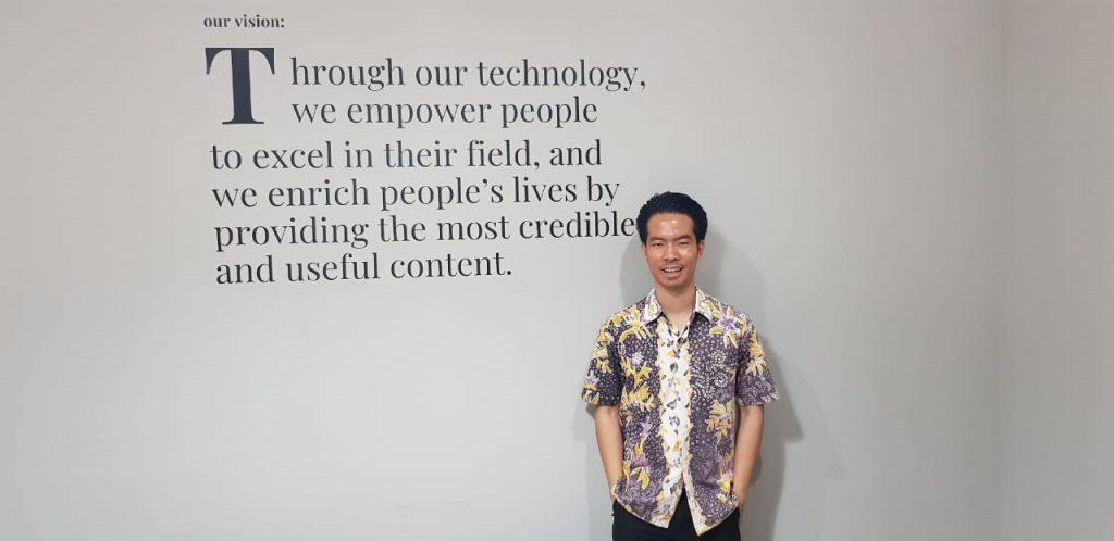Steven Wongsoredjo pengusaha muda lulusan US