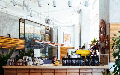 Leading Coffee Shops in Indonesia