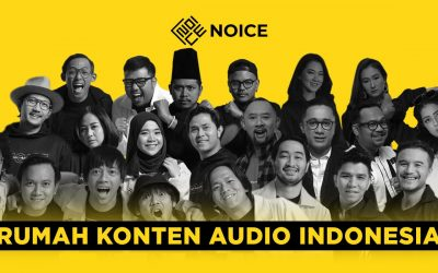 Ready to Accompany Listeners on Ramadhan, Noice Launched New Look and Contents
