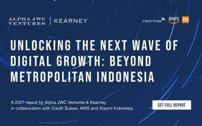 Alpha JWC Ventures & Kearney Present A Roadmap for Unleashing The Economic Might of Non-Metro Indonesia