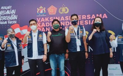 KADIN, supported by Alpha JWC and Benih Baik, launched nationwide mobile vaccination program