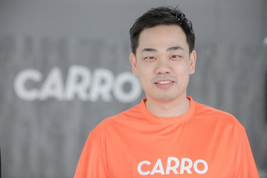 From entrepreneur at 13 to heading a unicorn start-up: What drives Carro co-founder Aaron Tan
