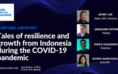 Alpha JWC Ventures, Hangry, Bobobox and Lemonilo share tales of resilience and growth amid the pandemic